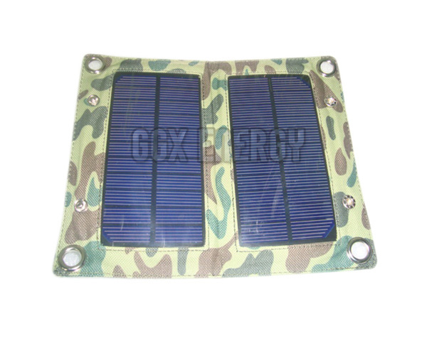 3.5W Outdoor Camping Portable USB 5V Solar Powered Charger