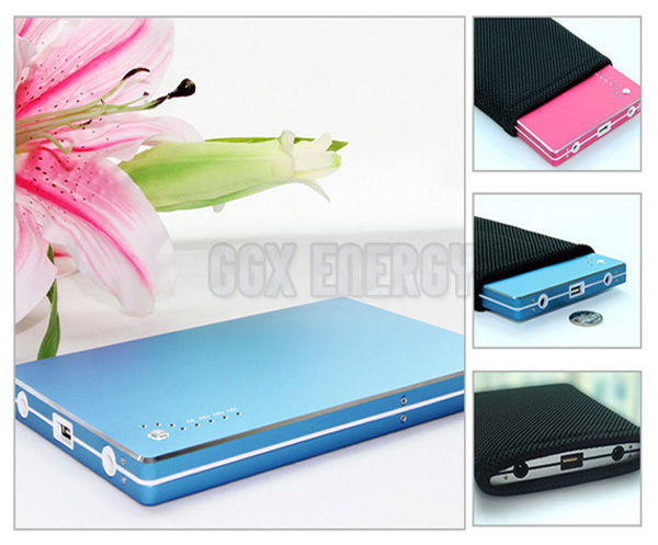 20000mAh Portable Power Battery Pack Charger for Phones/Tablets/Laptops